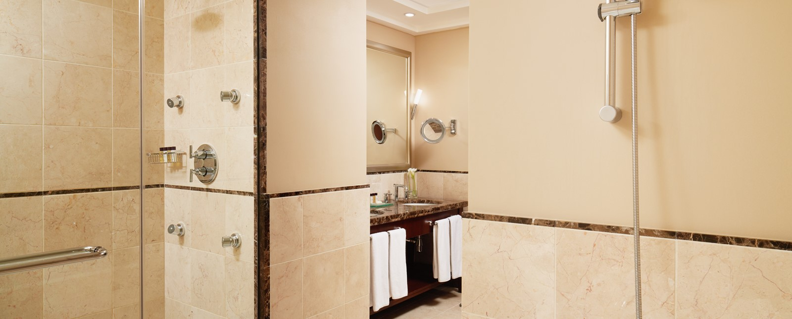 Corinthia St Petersburg Presidential Suite bathroom